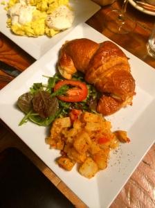 Croissant Brunch Special